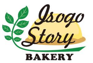 焼きたてパン屋「磯子物語」ロゴマーク