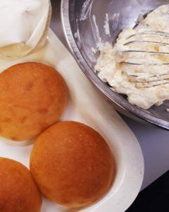 磯子物語冷やしクリームパン